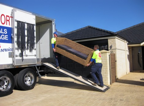 Professional Furniture Removalists in Perth