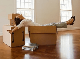 How to Unpack After Moving to a New Home