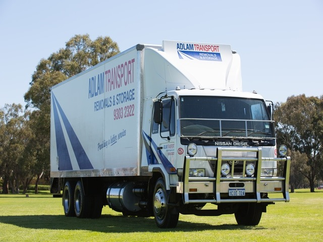 Office Relocation Truck Provided By Adlam Transport