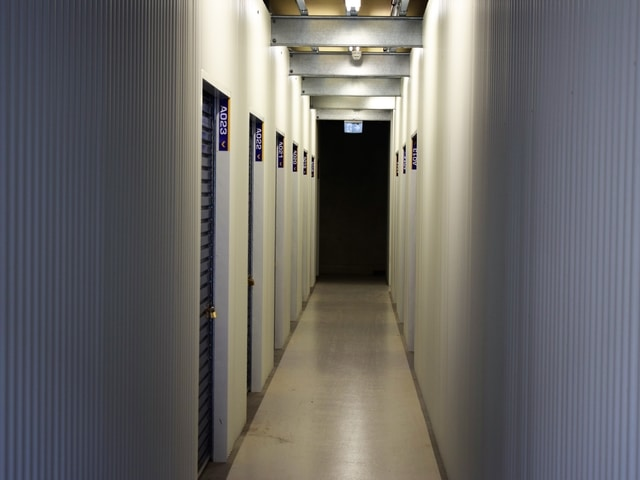 Adlam's ecure storage units in Perth